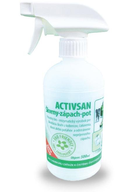 activsan Пятна-запах-пот
